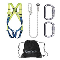 safety lanyard set